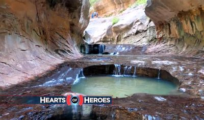 BELFOR-Hearts-of-Heroes-Episode-19-Quicksand-Yes-Quicksand