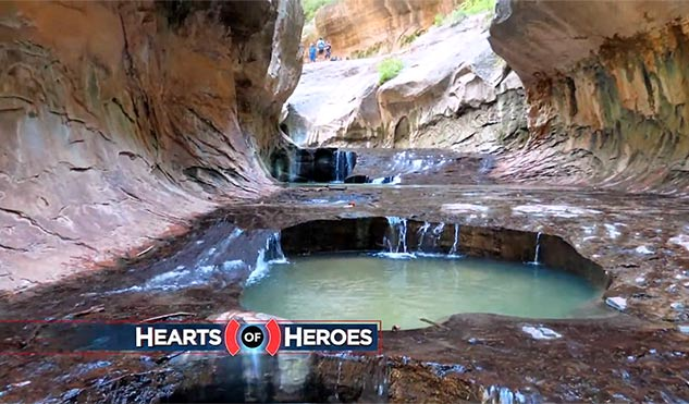 BELFOR-Hearts-of-Heroes-Episode-19-Quicksand-Yes-Quicksand-